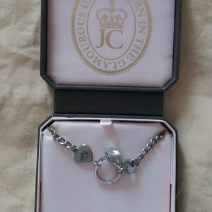 Juicy Couture necklace. Excellent condition